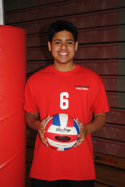 Alan Uthuppan - EPC Boys Volleyball Scholar Athlete